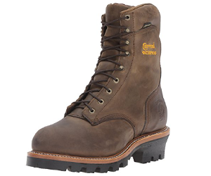 "Chippewa Men's 9"" Waterproof"