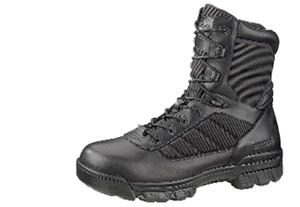 Bates Ultra-Lites 8 Inches Tactical Sport Side-Zip Boot